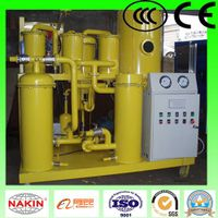 TYA vacuum lubricating oil purifier, oil filtration machine