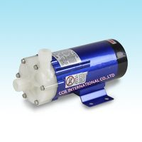 Flow 8-70 L/min seal-less magnetic drive pump for chem liquid water pump