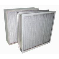 The high Heat-resistance HEPA filter thumbnail image