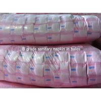 Sell stock A grade sanitary napkin
