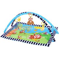 Monkey & Banana baby play mat