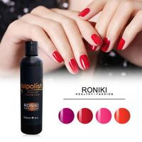 RONIKI 226ml Gel Polish,Custom Uv Gel Polish,Uv Gel Polish China Wholesaler,High Gloss Gel Polish