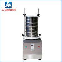 SY lab testing sieve shaker, sieve analysis machine