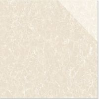 Popular Pulati White Polished Porcelain Tiles Floor Tiles for Projects 800X800mm 600X600mm