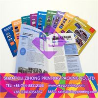 printing color paper catalog/brochure