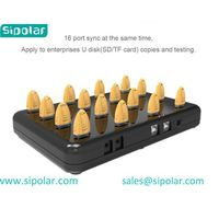 Sipolar 16 port usb 2.0 hub
