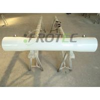 High pressure Industry reverse osmosis water filter RO membrane housing/ro pressure vessel