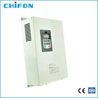 AC Motor Drive Frequency Function for Textile Machines