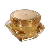 Diamond Cosmetic Acrylic Jar for cosmetic packing
