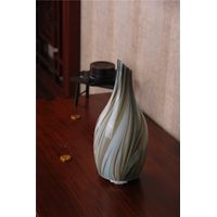 Vase Electric Humidifier OEM Aroma Diffuser, Essential Oil diffusers Glass Room Fragrance Diffuser