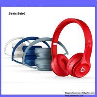 New beats version Solo2 over-ear headphone