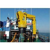 Electric-Hydraulic Knuckle Marine Crane thumbnail image