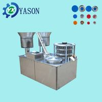 LS-3 20000pcs/hr flip off cap assembly machine