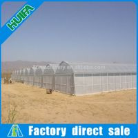 Low Invest Agricultural Greenhouse Used In Tropical Place