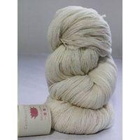 undyed silk cashmere