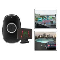 CareDrive Advanced Driving Assistance System (Forward Collision&Lane Departure & Pedestrian Warning)