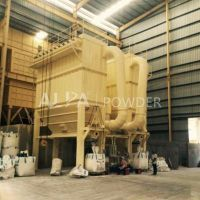 ALPA Calcium Carbonate Impact Ring Roller Grinding Mill Production Line thumbnail image