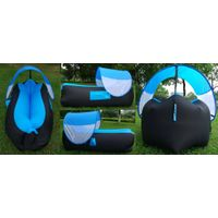 inflatable bed outdoor air bed lounger bag inflable sofa lazy bed