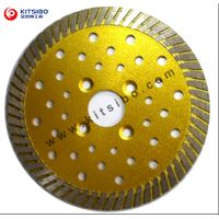 Diamond saw blade for ceramic and granite
