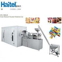 Healthy Snack Chocolate Cereal Energy Bar Making Machine thumbnail image