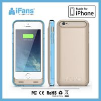 for iphone 6 external battery case support iso 8