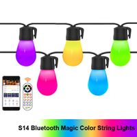 S14 Bluetooth Color Chasing String Light