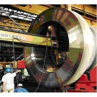 Three Gorges hydraulic turbine shaft