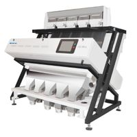 grass seeds cleaner color sorting machine optical sorter thumbnail image