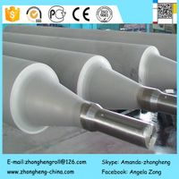 Furnace roller of continuous annealing furnace