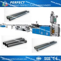 HDPE Cable Protection Pipes extrusion line-Communication cable Pipe production line-cable Pipe produ