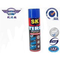 F1 tire shine/tire foam cleaner/tyre shine/tyre foam cleaner for car care products