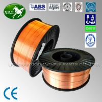 High-efficient welding wires E70T-1 with CE approved thumbnail image