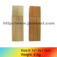 Environment friendly wood usb wooden usb stick