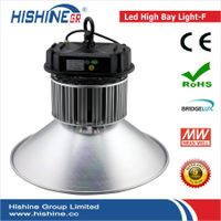 150w Meanwell driver Brideglux chip led high bay