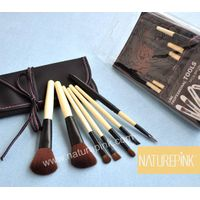 7PCS High Quality Makeup Brush Cosmetic Brush with Cosmetic Case