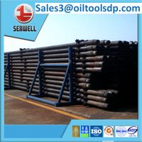 "API 5DP 5"" OD S135 drill pipe with Arnco 300XT and TK34 coating"