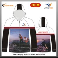 Fising clothing fishing hoodies sublimation hoodies