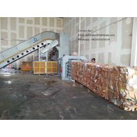 Automatic Waste Paper Baling Machine HFA6-8T/H