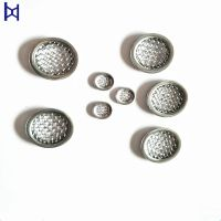 Stainless steel woven wire mesh filter disc thumbnail image