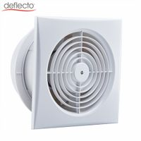 150MM High Quality Extractor Fan Axial Exhaust Fan for Bathroom thumbnail image