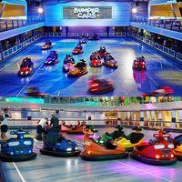 Bumper Cars Rides HFPC06--Hotfun Amusement park rides thumbnail image