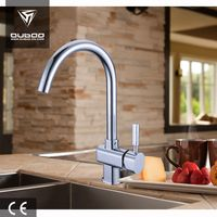 Hot Sale Simple Kitchen Faucets Single Handle New Modern Tap thumbnail image