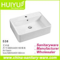 Ceramic wash basin