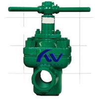 DEMCO interchangeable DM gate valve