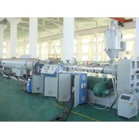Plastic Pipe Extrusion Machine_HDPE/PP Pipe Extrusion Line thumbnail image