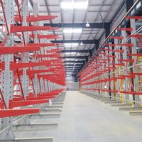 Storage Systems For Sheet Metals And Metal Bars Cantilever Racking of Huichen