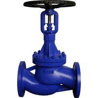 long life bellow seal globe valve