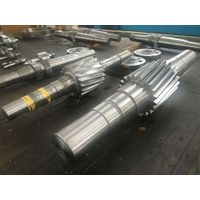 42CrMo4 Gear Pinion Shaft