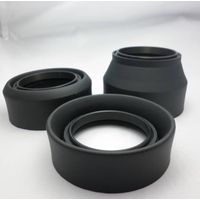Flexiable Collapsible rubber lens hood Foldable lens hood with 3 in 1 fuction! 49mm-77mm available thumbnail image