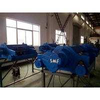 Electric wire rope hoist electric power gantry electr crane for sale